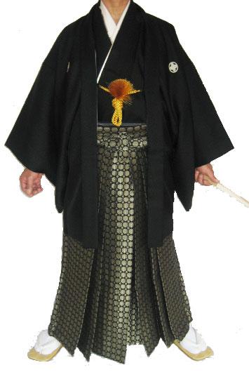 2黒刺+黒地金松葉