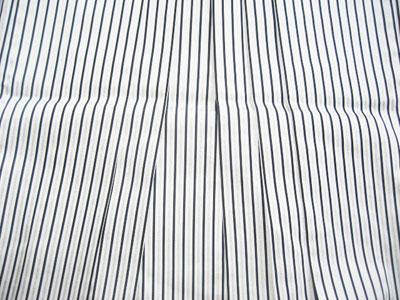 白銀黒縞袴