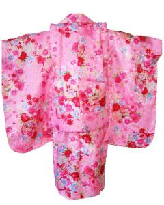 ピンク八重咲楽