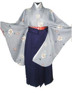14.灰梅+紫袴