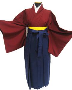 22.小豆+紫袴