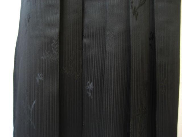 15-2.紫友禅桜+黒縞袴