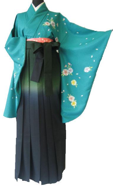 16-1-緑撫子+緑紺ぼかし