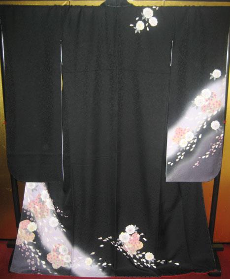 5 .黒霞舞桜4