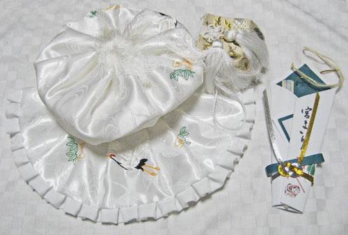 宮参り貸衣装小物レンタル